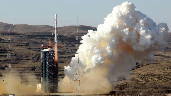 Cohete Larga Marcha - Sputnik Mundo