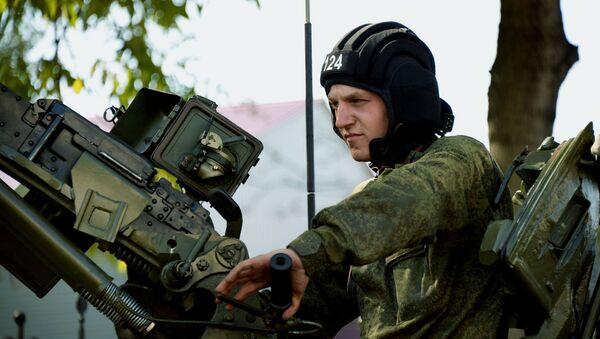 Ejército ruso recibió más de 17.000 unidades de armamento en 2015 - Sputnik Mundo