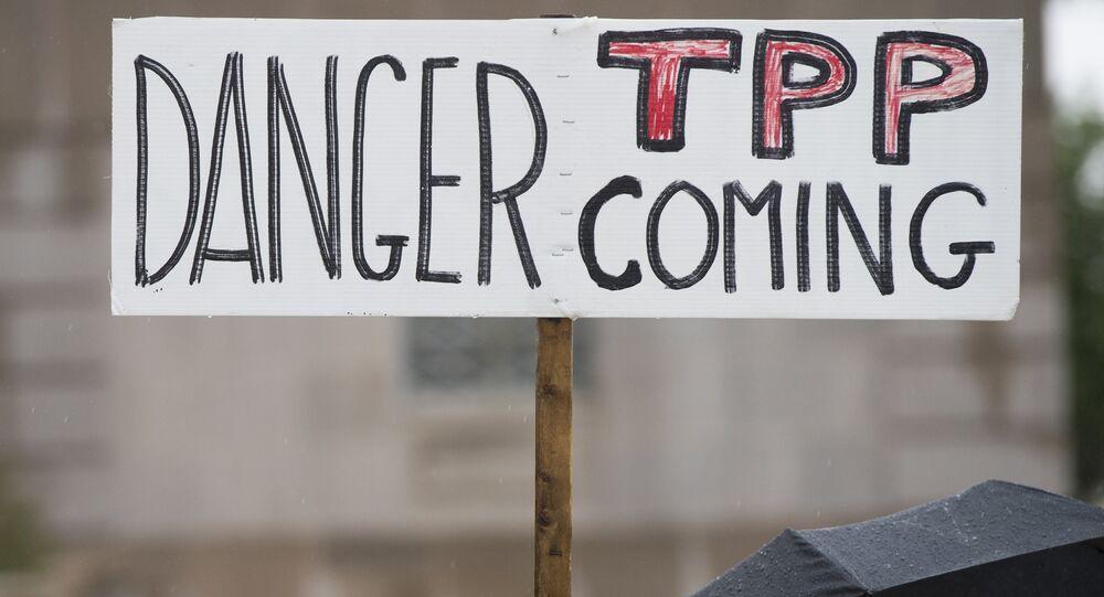 Rusia ve peligro para el comercio global en el TPP y el TTIP
