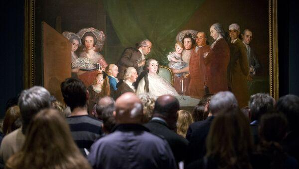 Exposición Goya: los retratos en la Galería Nacional de Londres - Sputnik Mundo