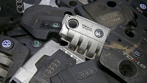 Cubiertas de los motores diésel de Volkswagen, Audi, SEAT y Skoda - Sputnik Mundo