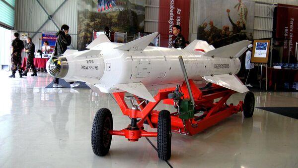 Kh-29L (AS-14 Kedge, según clasificación de la OTAN) - Sputnik Mundo