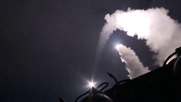 Así funcionan los misiles de crucero contra el Estado Islámico - Sputnik Mundo