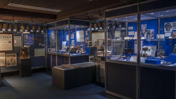 Exposición de Scotland Yard en el Museo de Londres - Sputnik Mundo