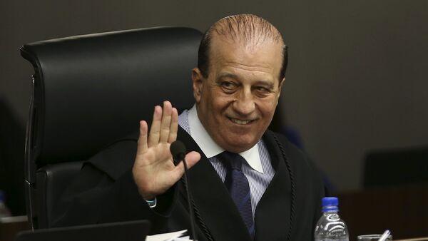 Augusto Nardes, juez - Sputnik Mundo
