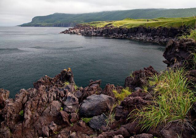 Isla Iturup, Kuriles