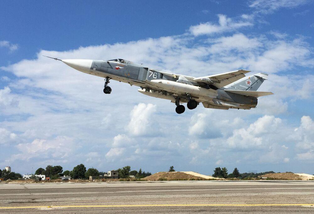 La aviación rusa contra el Estado Islámico