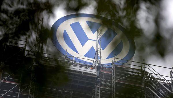 Sede de Volkswagen en Wolfsburgo - Sputnik Mundo