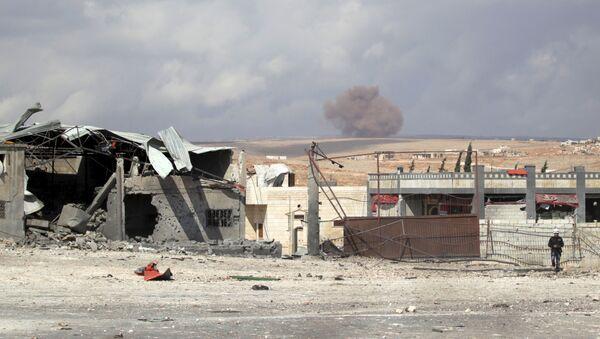Situación en Idlib (archivo) - Sputnik Mundo
