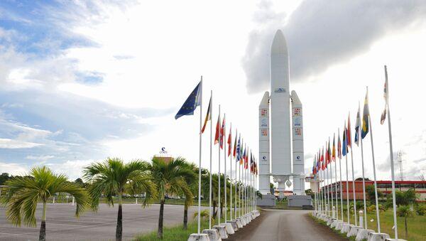 Cohete Ariana-5 - Sputnik Mundo
