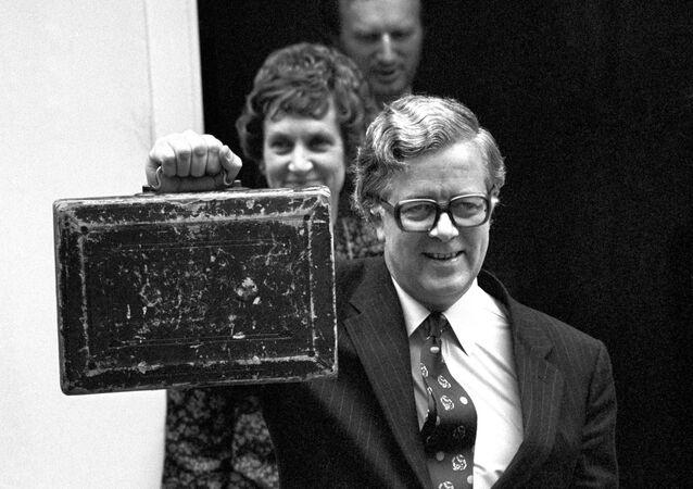 Geoffrey Howe (archivo)