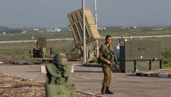 Las Fuerzas de Defensa de Israel en los Altos del Golán - Sputnik Mundo