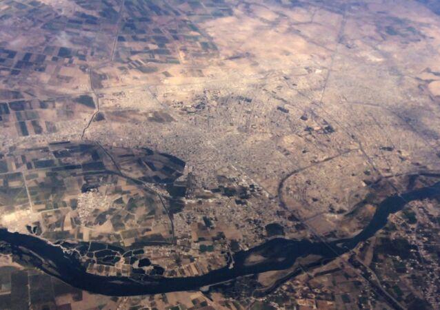 Bombardeos de Fuerza Aeroespacial rusa contra EI en provincias Raqqa y Aleppo (archivo)
