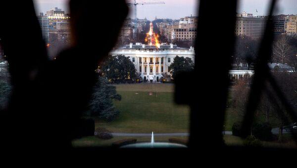 La Casa Blanca - Sputnik Mundo