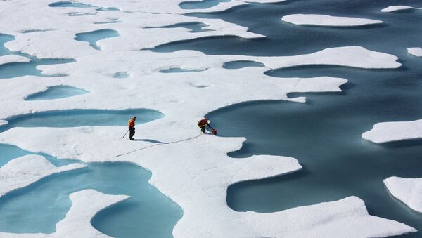 El Ártico (archivo) - Sputnik Mundo