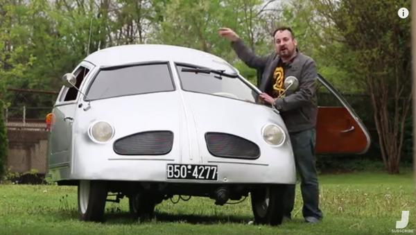 El peor coche del mundo - Sputnik Mundo
