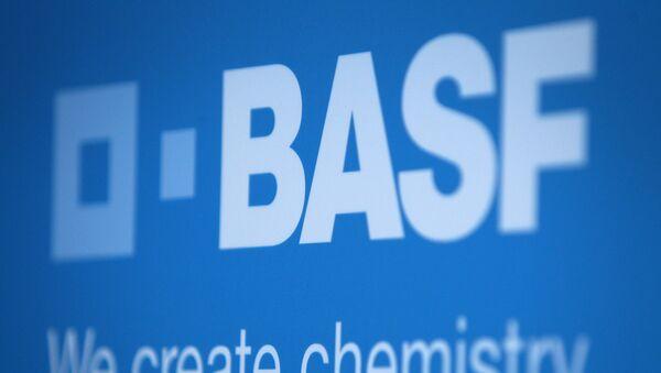 Logo de BASF - Sputnik Mundo