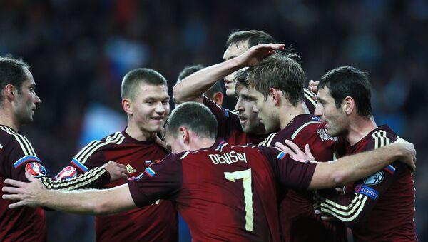 Equipo de fútbol ruso - Sputnik Mundo