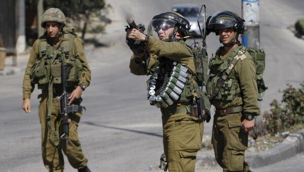 El Ejército reforzará a la policía en las ciudades de Israel - Sputnik Mundo