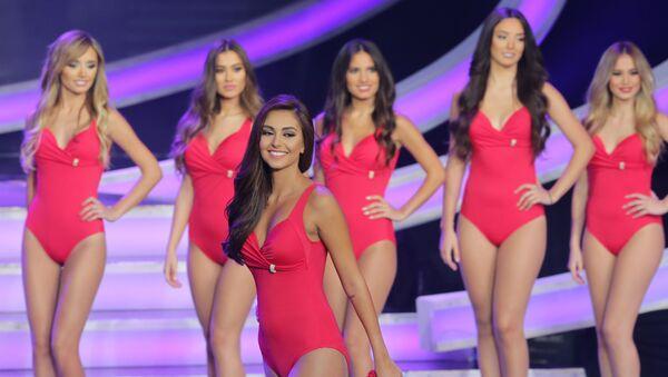 La belleza de Oriente Próximo: Miss Líbano 2015 - Sputnik Mundo