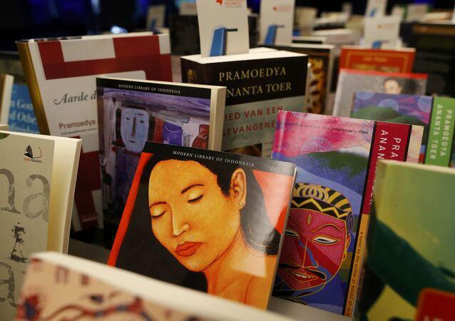 Feria del libro 2015 en Fráncfort del Meno, Alemania