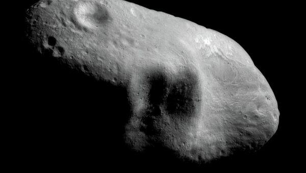 Asteroide (archivo) - Sputnik Mundo