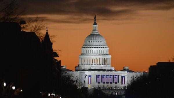 Capitolio de Estados Unidos - Sputnik Mundo