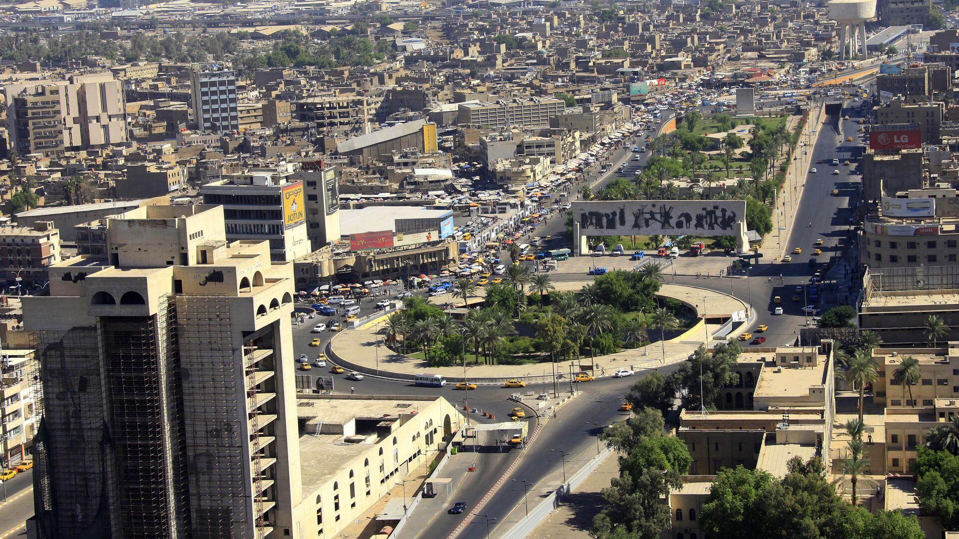 Bagdad, la capital de Irak - Sputnik Mundo, 1920, 06.07.2021