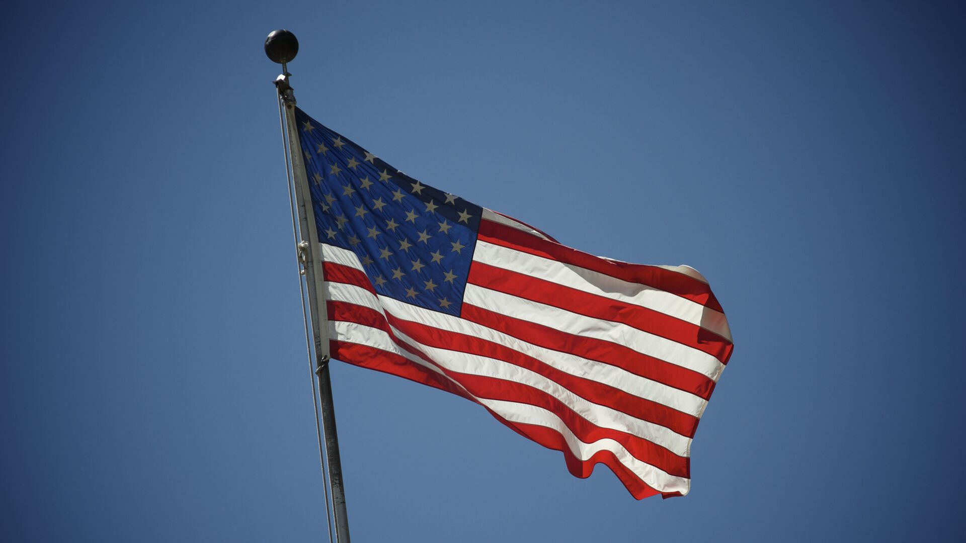 Bandera de EEUU - Sputnik Mundo, 1920, 22.03.2021