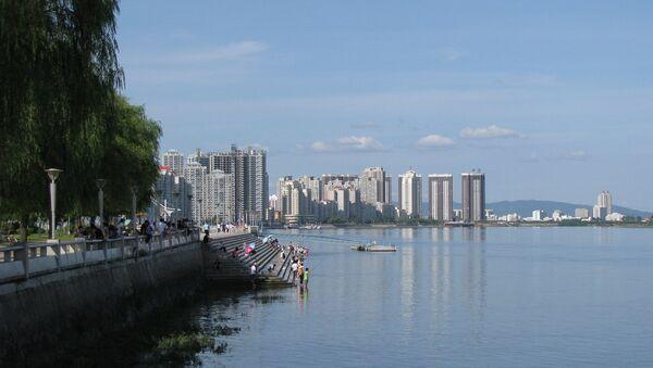 Ciudad de Dandong - Sputnik Mundo