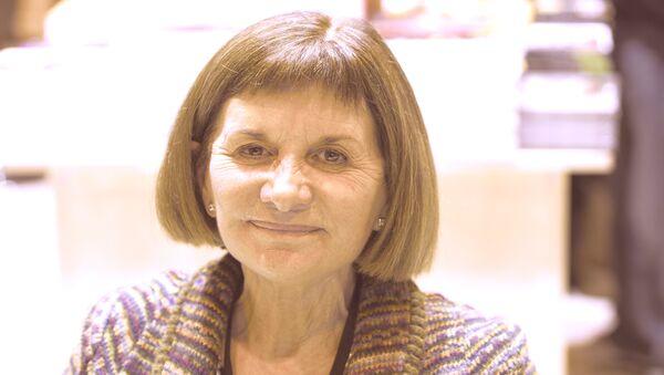 Alicia Giménez Bartlett, escritora española - Sputnik Mundo