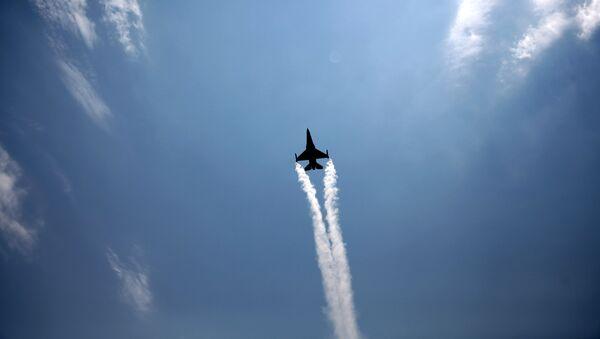 Avión de la Fuerza Aérea de Turquía - Sputnik Mundo