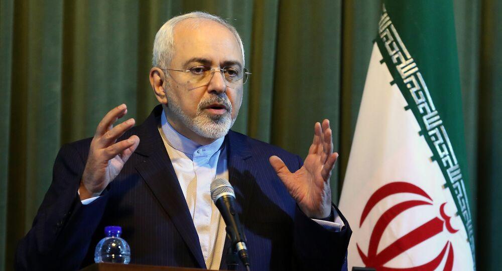 Mohammad Yavad Zarif, el canciller de Irán