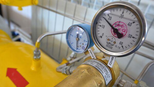 Un gasoducto ruso (archivo) - Sputnik Mundo