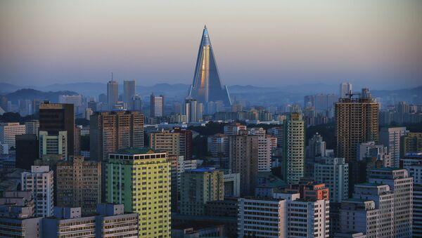 Pyongyang, capital de Corea del Norte - Sputnik Mundo