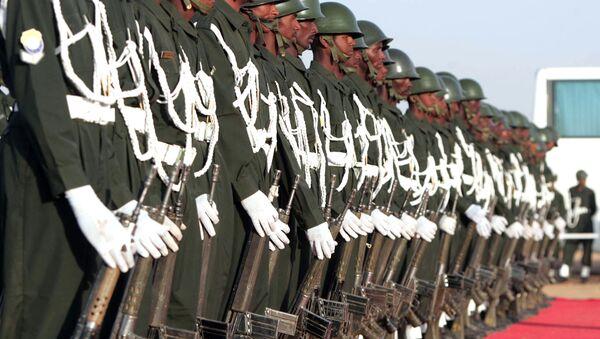 Soldados sudaníes - Sputnik Mundo