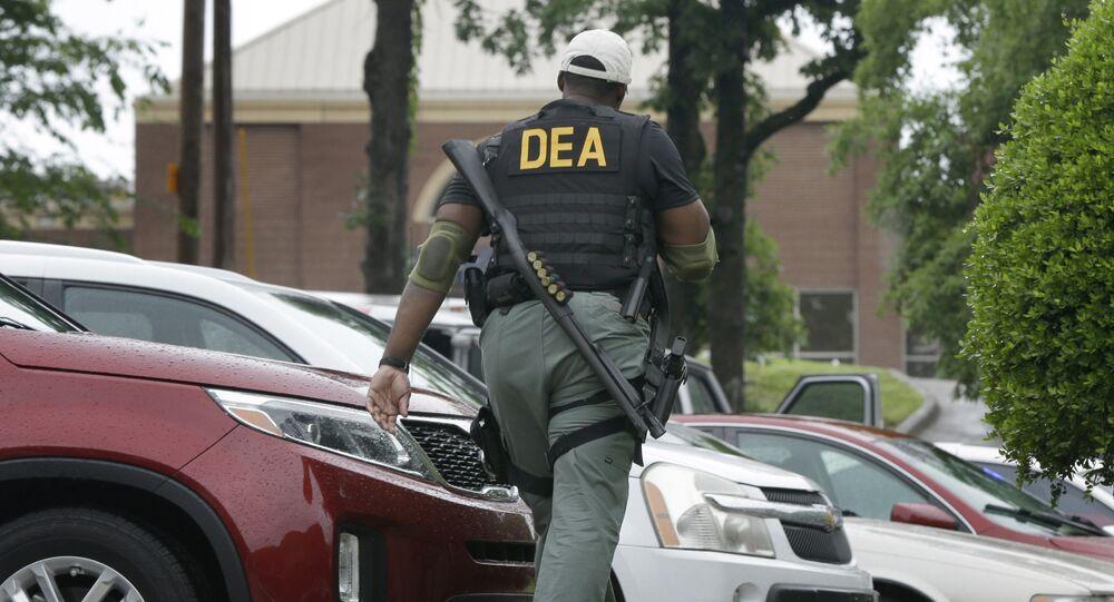 Policía de la DEA