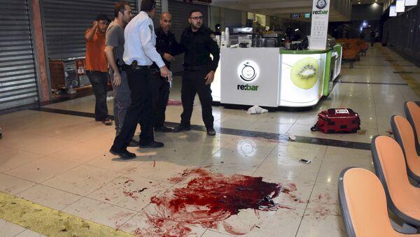 Un nuevo ataque en Israel causa al menos dos muertos y once heridos - Sputnik Mundo