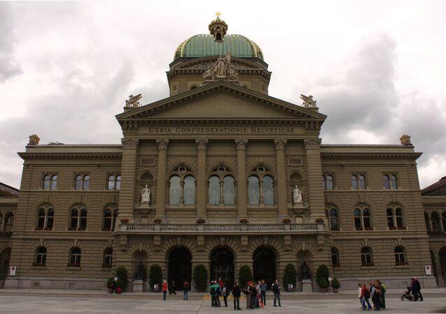 Parlamento de Suiza