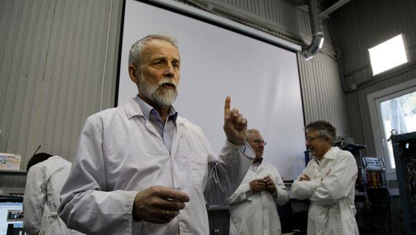 Alexander Bolozdynya, jefe adjunto del Laboratorio de Física Experimental de MIFI - Sputnik Mundo