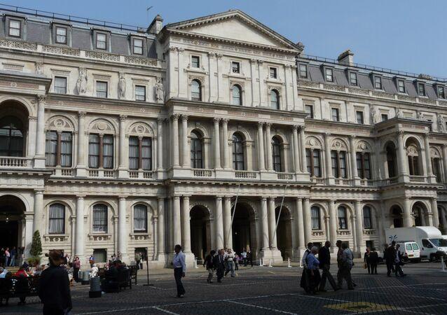 Ministerio británico de Exteriores