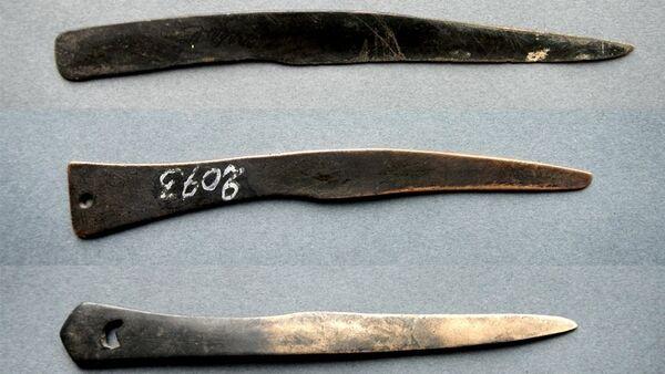 Cuchillos quirúrgicos - Sputnik Mundo