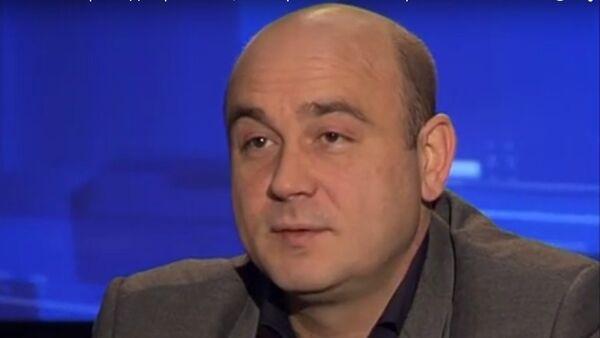 Dmitri Liamin, ministro de Combustible, Energía e Industria del Carbón de la RPL - Sputnik Mundo