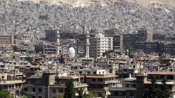 Damasco, la capital de Siria (archivo) - Sputnik Mundo