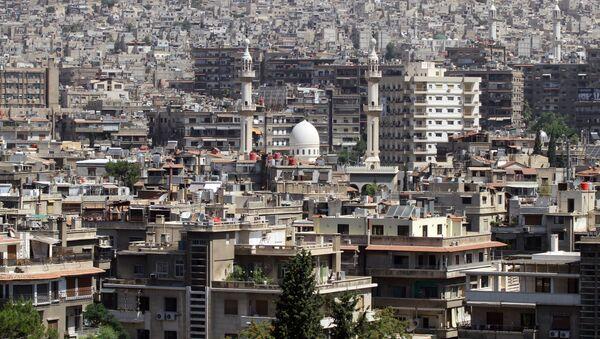 Afueras de Damasco - Sputnik Mundo