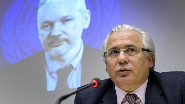 Baltasar Garzón, exjuez español - Sputnik Mundo