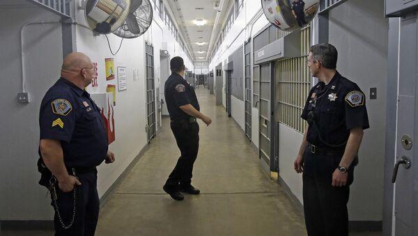Prisión Estatal de Utah en EEUU - Sputnik Mundo