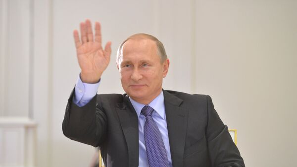 Президент России В.Путин провел видеоконференцию с президентом Аргентины К.де Киршнер - Sputnik Mundo