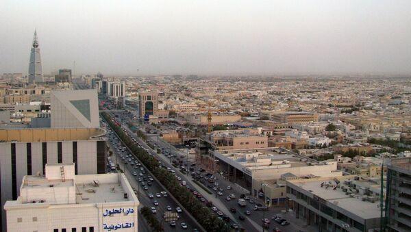 Riad, capital de Arabia Saudí - Sputnik Mundo