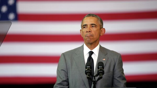 US President Barack Obama - Sputnik Mundo